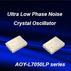 Read more about the article Ultra Low Phase Noise Crystal Oscillator (Differential output SPXO)